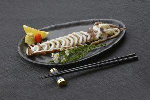 イカ焼き,バンコク,タニヤ通り(カラオケ),日本食居酒屋クルーズレストラン