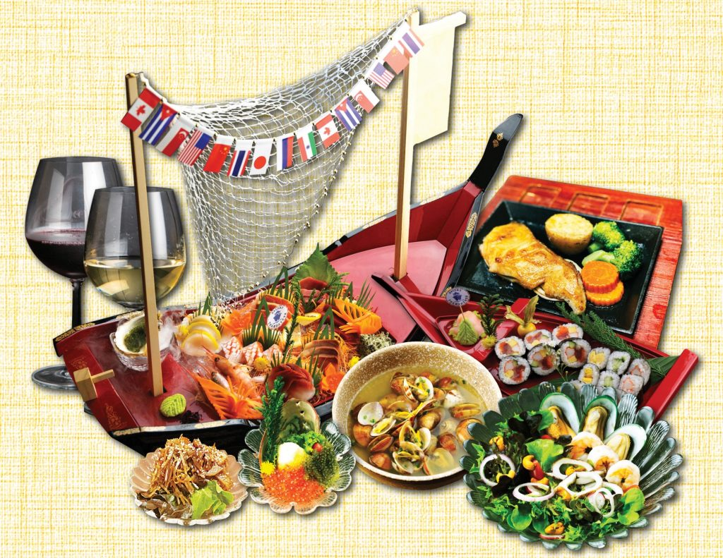 【タイ旅行幹事様必見!】日本人とタイ人の両方が満足する宴会コース